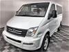 2014 LDV V80 BUS Turbo Diesel Automatic 11 Seat Bus, 134,931km