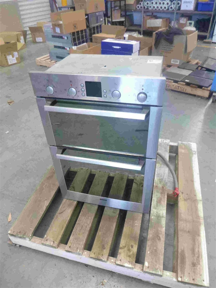 Wall Mounted Bosch Oven & Grill