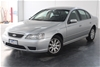 2005 Ford Falcon Futura (LPG) BF Automatic Sedan