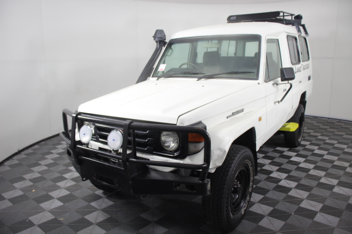 2006 Toyota Landcruiser 4x4 Diesel Manual Wagon