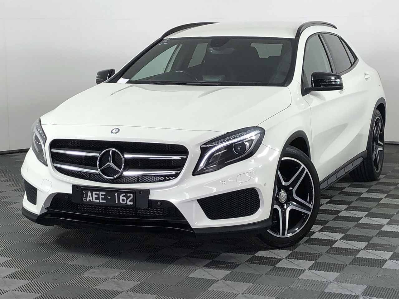 2015 Mercedes Benz GLA-Class GLA200 CDI X156 Turbo Diesel 7 man Wagon
