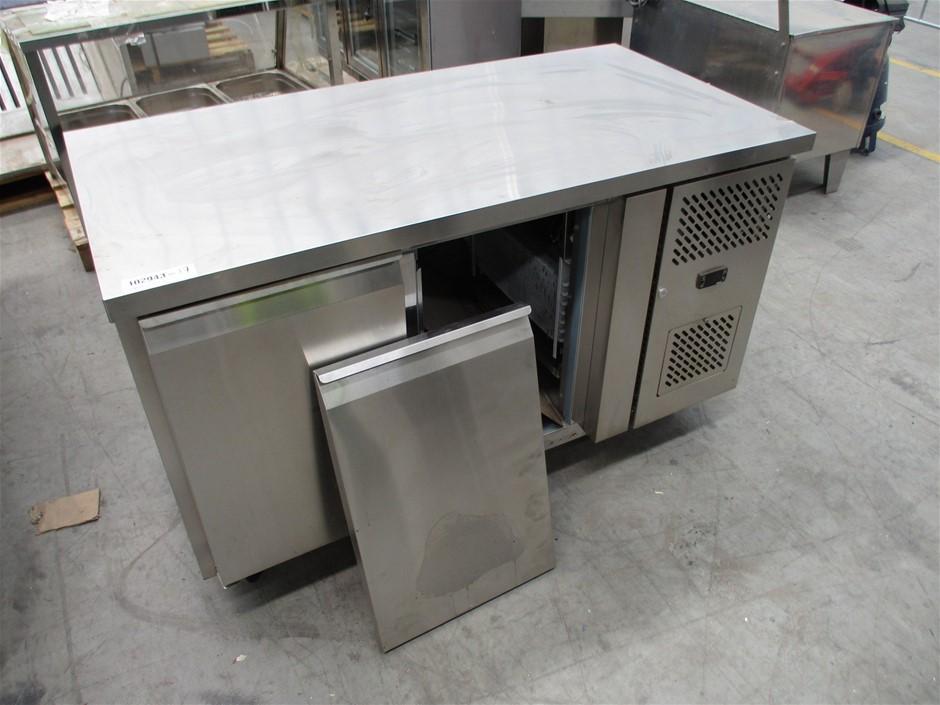 F.E.D. GN2100BT Under Counter / Bench Chiller - 2 Door