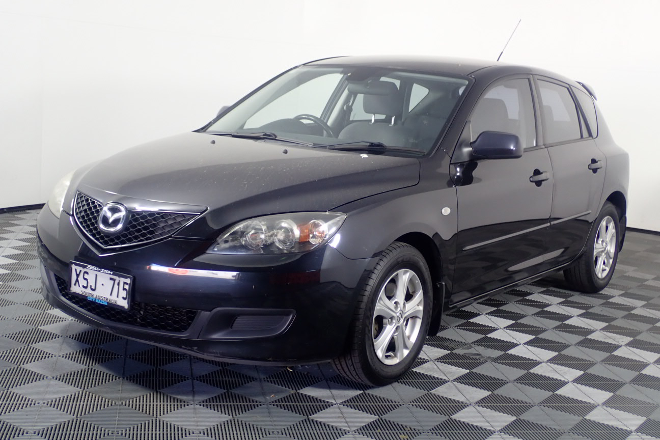 2008 Mazda 3 Neo BK Manual Hatchback