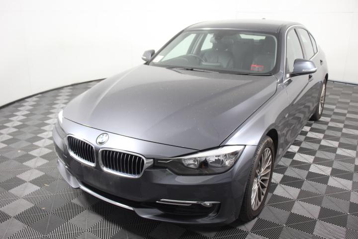 2013 BMW 3 Series 320i F30 Luxury Line Auto 8 Speed Sedan