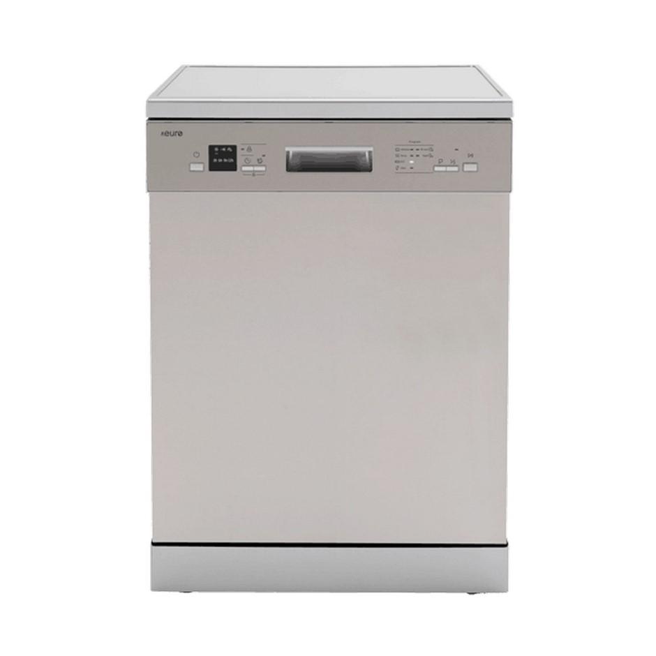 Euro 60cm Stainless Steel Freestanding Dishwasher, Model: ED614SX