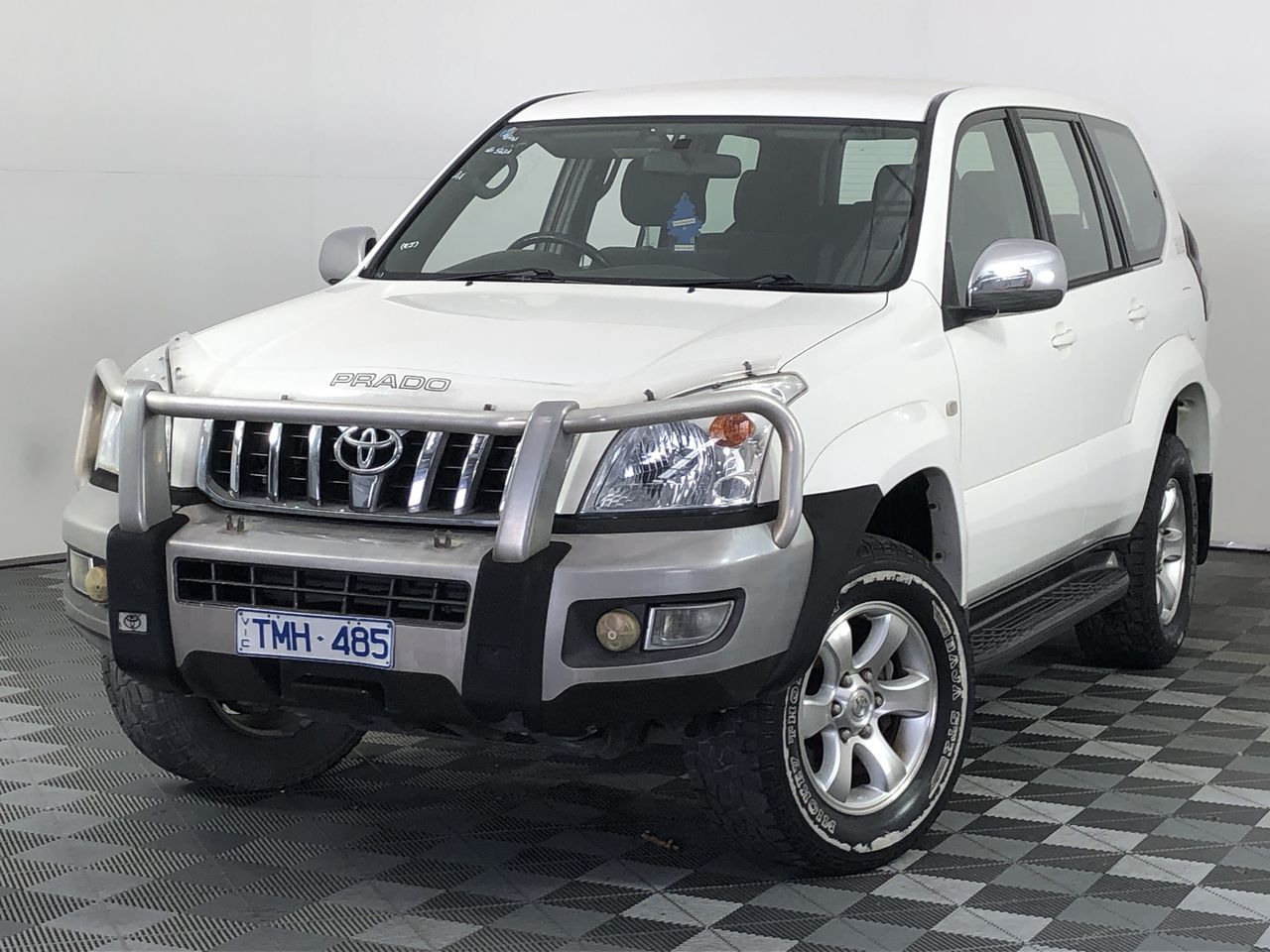 2005 Toyota Landcruiser Prado GXL (4x4) KZJ120R Turbo Diesel 8 Seats