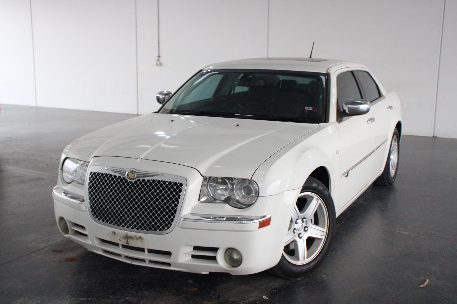 2008 Chrysler 300C 5.7 Hemi V8 LE Automatic Sedan