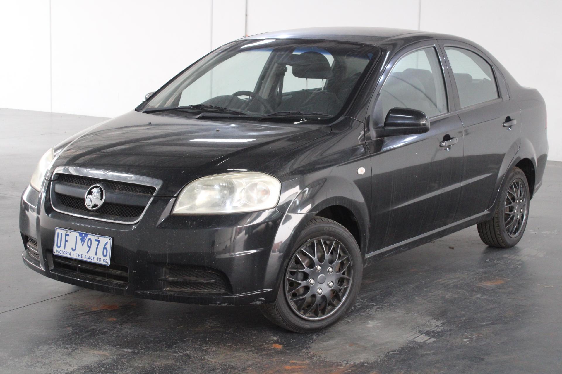 2006 Holden Barina TK Automatic Sedan