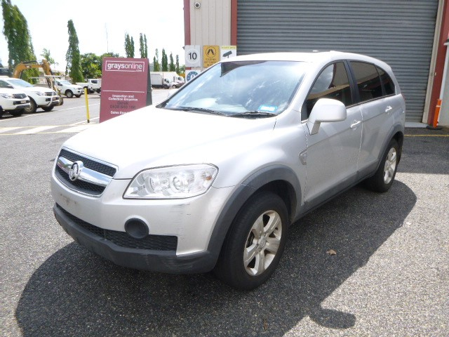 2009 Holden Captiva SX 4WD Automatic Wagon