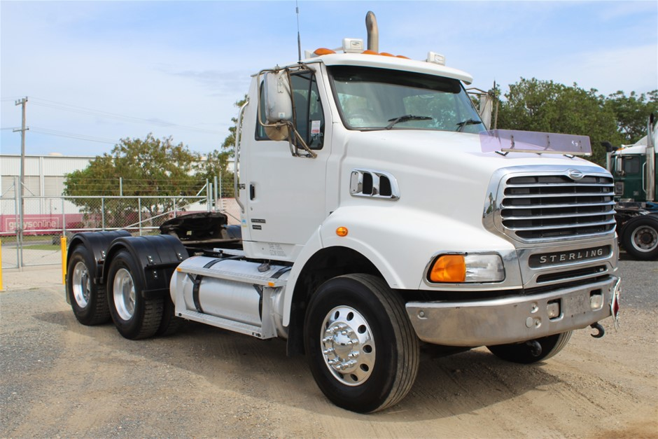 2009 Sterling LT9500 Auto T/Diesel 6 x 4 Prime Mover Truck (Ex Fleet)
