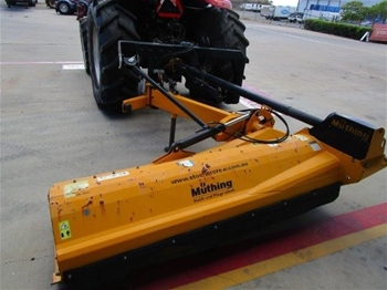 2014 Muthing MU-H 200 Offset Flail Mower/Mulcher