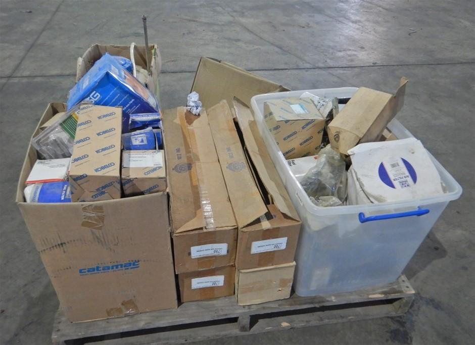 Pallet Of Industrial Parts (Pooraka, SA)