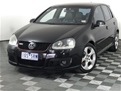 Unreserved 2005 Volkswagen Golf GTi 1k Automatic