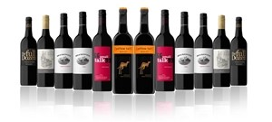 Australian Red Mixed Carton Featuring Yellowtail Merlot (12x 750mL).