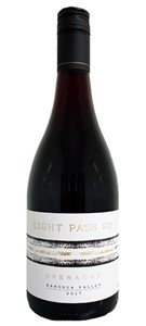 Light Pass Road Barossa Valley Grenache