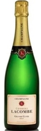 Champagne Georges Lacombe Grande Cuvee Brut NV (6x 750mL) France