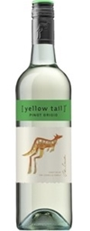Yellow Tail Pinot Grigio (12 x 750mL), SE, AUS.