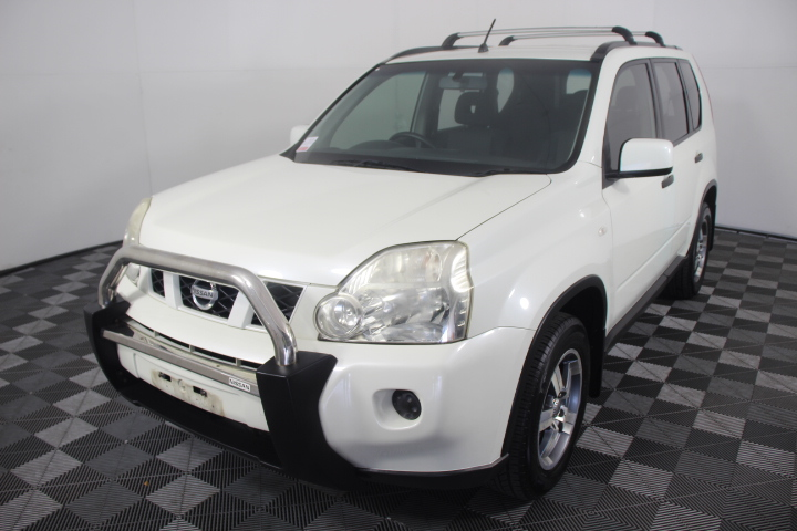 2010 Nissan X-Trail ST T31 Automatic Wagon