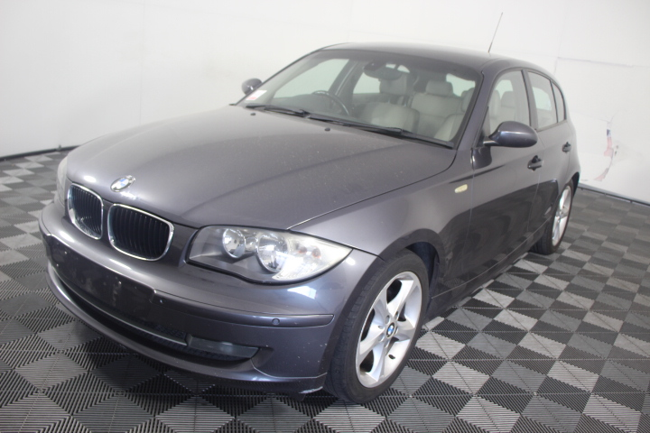 2008 BMW 1 20d E87 Turbo Diesel Automatic Hatchback