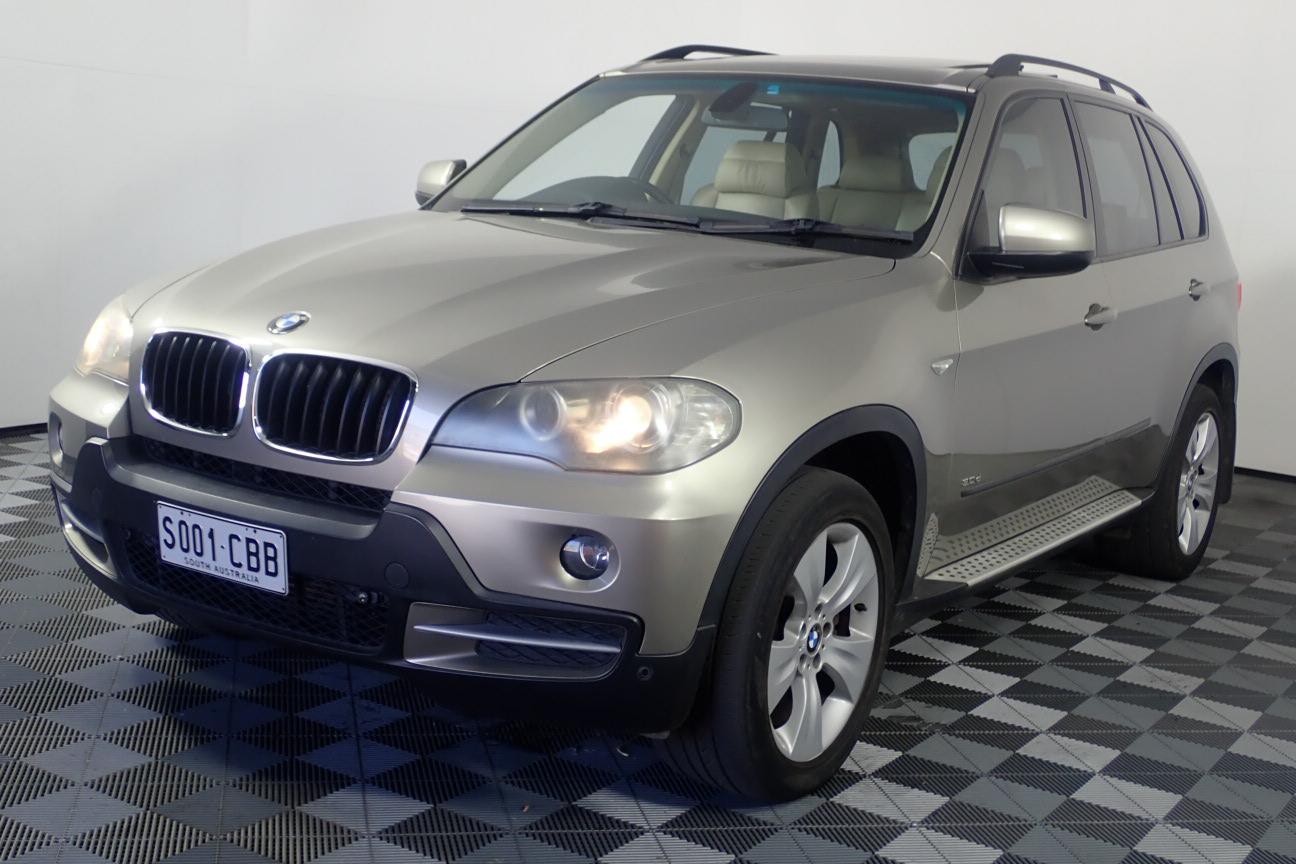 2007 BMW X5 3.0d E70 Turbo Diesel Automatic 7 Seats Wagon