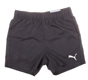 PUMA Boy`s Active Woven Short, Size 12,