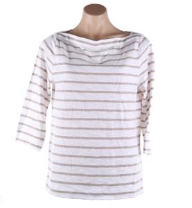 SPORTSCRAFT Carol Stripe T-Shirt, Size X