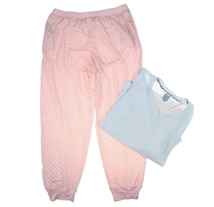 JANE & BLEECKER Cozy Jogger Pants Set, S