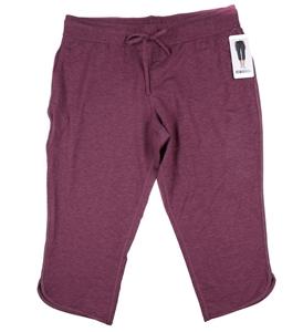 32 DEGREES COOL Women`s Knit Capri Pants