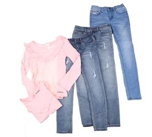 5 x HUDSON Girl`s Clothing, Size 6X, Cot