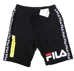 FILA Men`s Chris Tape Shorts, Size S, Co