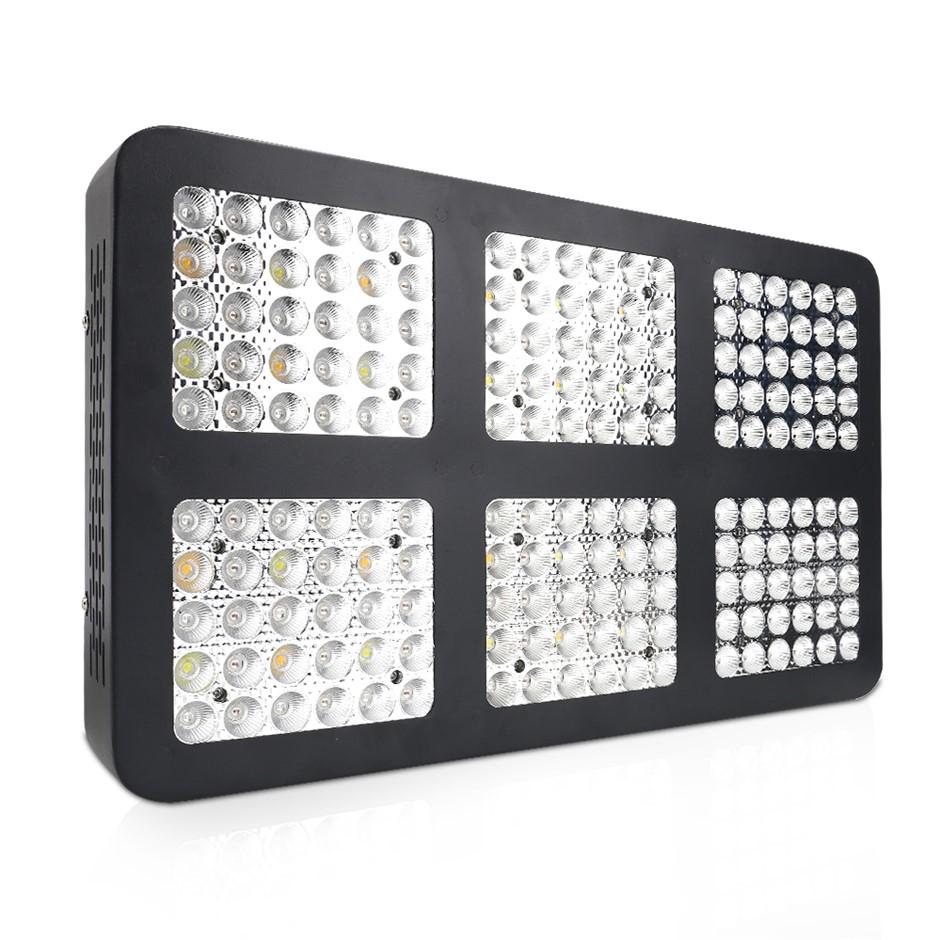 Green Fingers 2000W LED Grow Light Full Spectrum Reflector