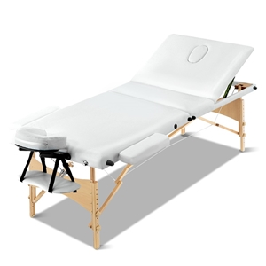 Zenses Massage Table Wooden Portable 3 F