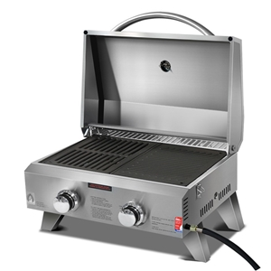 Grillz Portable Gas BBQ LPG Oven Camping