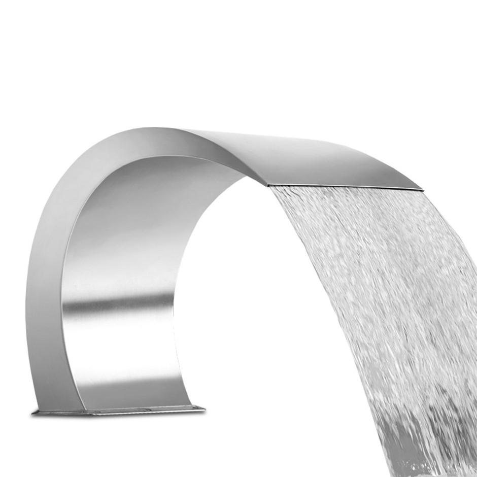 Gardeon Stainless Steel Waterfall Curtain - 60CM