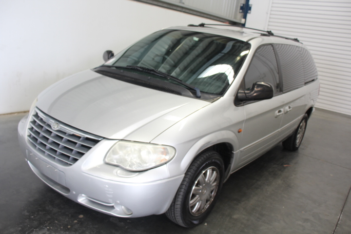 2005 Chrysler Grand Voyager Limited RG Automatic 7 Seats People Mover