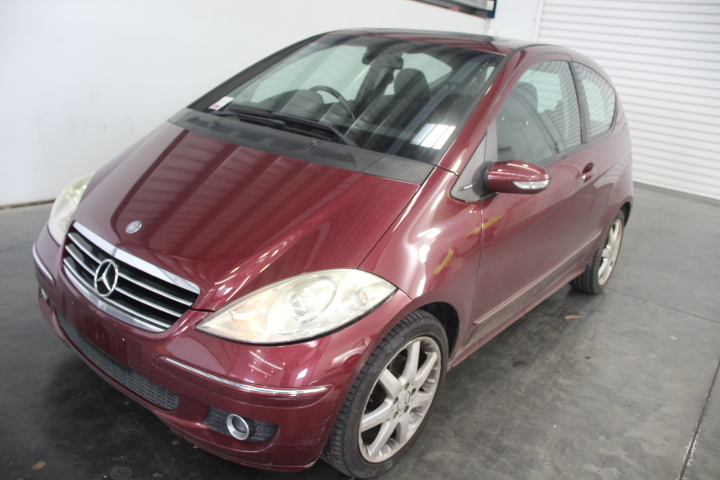 2005 Mercedes Benz A200 Avantgarde W169 Manual Hatchback