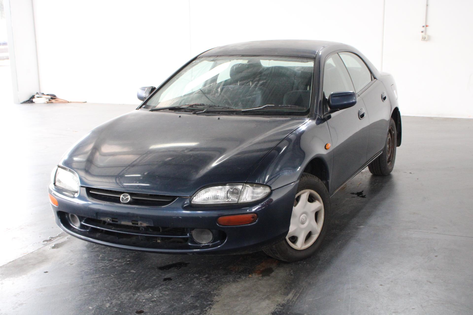 1998 Mazda 323 Astina BA Automatic Sedan