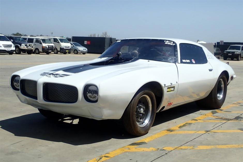 1970 Pontiac Fire bird Drag Car Coupe