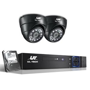UL-tech CCTV Security System Camera Home