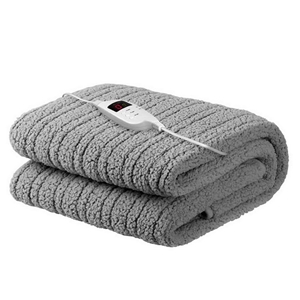 Washable Electric Heated Throw Rug