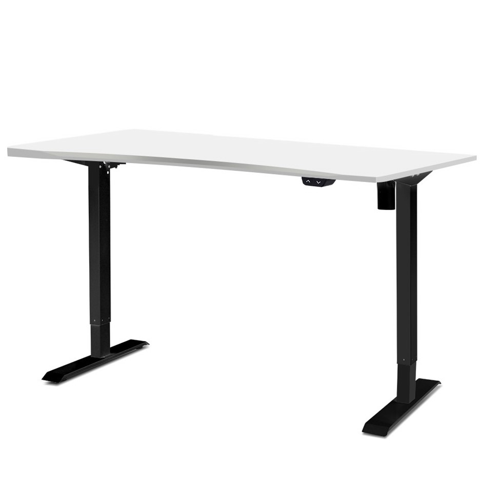 Standing Desk Height Adjustable Sit Stand Table Motorised Electric
