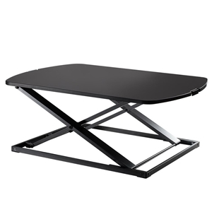 Height Adjustable Standing Desk - Black