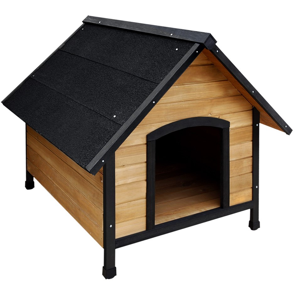 i.Pet Dog Kennel Kennels Outdoor Wooden Pet House Extra Large XL Outside
