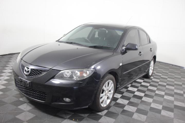 2007 Mazda 3 Maxx Sport BK Manual Sedan