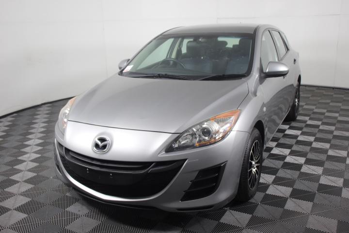 2011 Mazda 3 Neo BL Hatchback