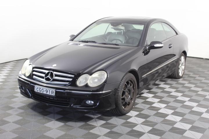2005 Mercedes Benz CLK350 Elegance Auto Coupe 149,669kms