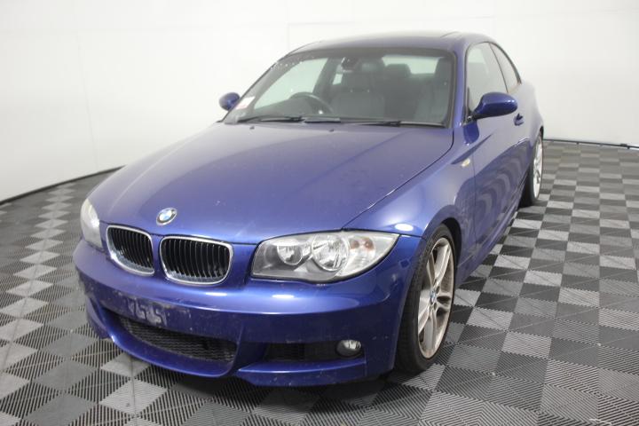 2012 BMW 125i E82 Automatic 88,063 km's