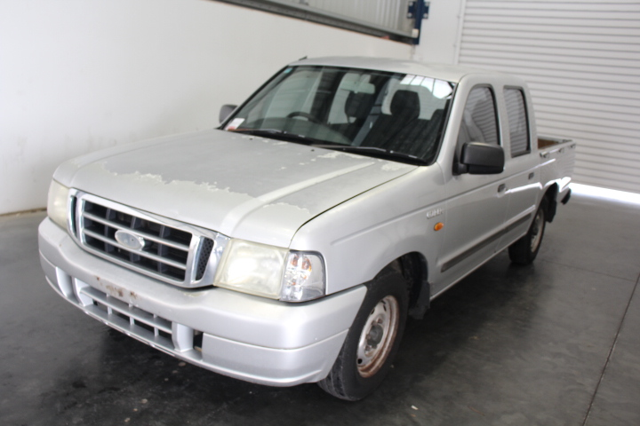 2002 Ford Courier Automatic Dual Cab
