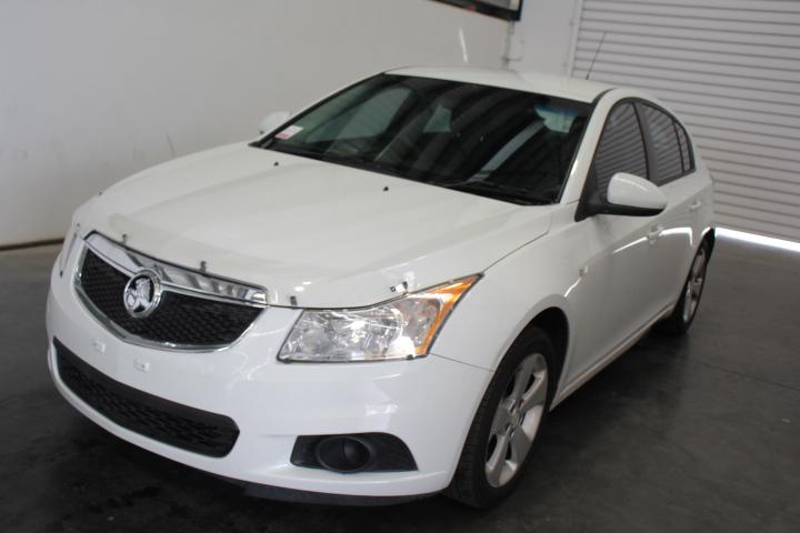 2012 Holden Cruze CD JH Automatic Hatchback