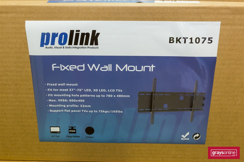 Wall Mount Television Bracket